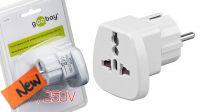 Adaptador universal corrente IEC 320 C13