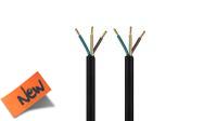 Cabo para ligação exterior 3G1.5mm IP44 com terminais