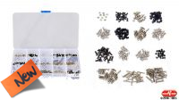 Kit de parafusos para portátil e tablet (300 peças)