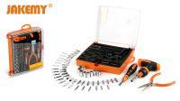 Kit de ferramentas com conjunto de pontas 60 peças