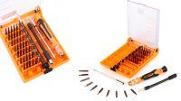 Kit de ferramentas chaves precisão com extensor para tablet/telemovel 45 peças