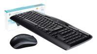 Combo rato e teclado Logitech Wireless MK330