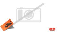 Lanterna de bolso Chip Led 80Lm baterias incluídas preto
