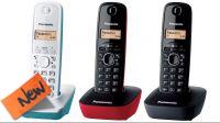 Telefone sem fios Panasonic KX-TG1611